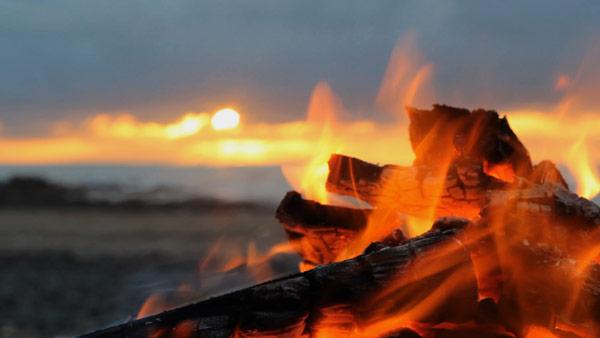 Track 5 - Beach Bonfire